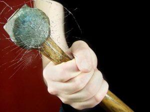 hammer-break-glass