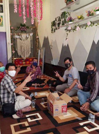 Fatkur Rohman Pemuda Inginkan Kota Surabaya Naik Level