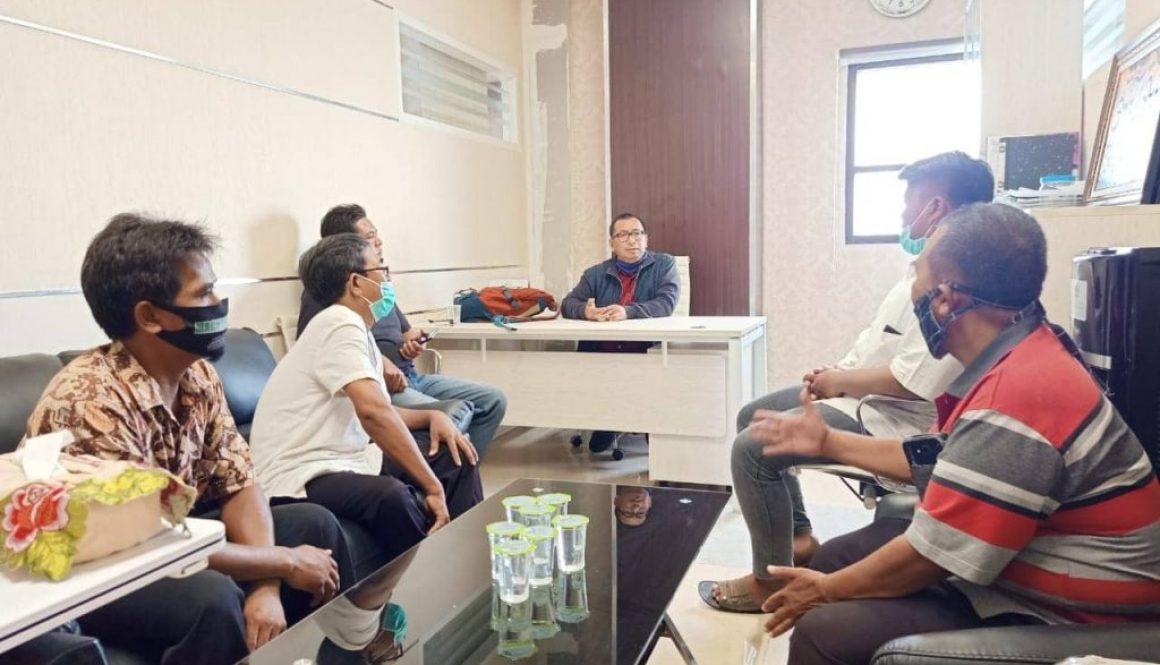 Pembangunan Tidak Merata, Beberapa Ketua RT Wadul ke DPRD